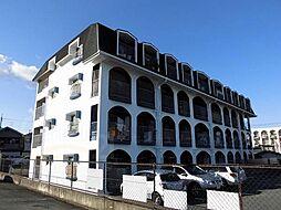 三宅マンション[4階]の外観