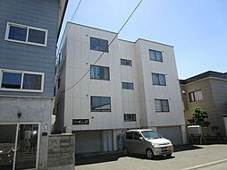北海道札幌市東区北三十七条東10丁目の賃貸マンションの外観