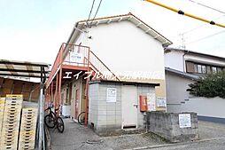 黒住コーポA[2階]の外観