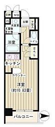 NONA PLACE渋谷神山町[0405号室]の間取り