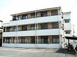 東京都足立区谷中5丁目の賃貸マンションの外観