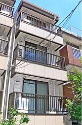 東京都文京区本郷4丁目の賃貸マンションの外観