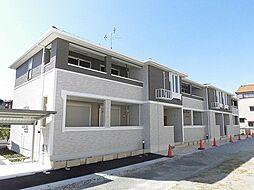 大阪府八尾市東山本町8丁目の賃貸アパートの外観