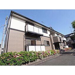 奈良県大和高田市南陽町の賃貸アパートの外観