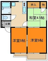 東行田駅 3.7万円
