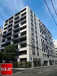 神奈川県横浜市中区富士見町の賃貸マンションの外観