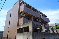ラ・メゾンノーブル[1階]の外観