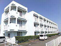 東京都町田市成瀬が丘1丁目の賃貸マンションの外観
