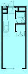 サンワードヨシザワ[2階]の間取り