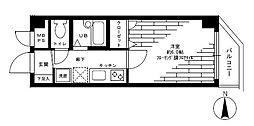 ステージファースト鷺宮[1階]の間取り