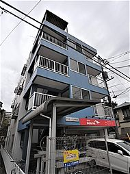 ドミール新座[2階]の外観
