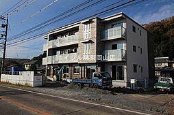 岡山県岡山市中区福泊丁目なしの賃貸マンションの外観