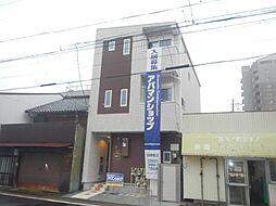 愛知県名古屋市中村区道下町の賃貸アパートの外観