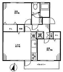 上平間住宅3号棟