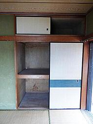 1F和室収納