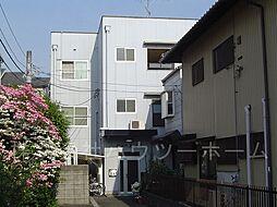 クレセント久津川[3階]の外観