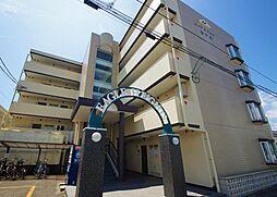 宮城県仙台市宮城野区宮千代2丁目の賃貸マンションの外観