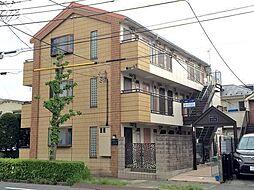 ランドフォレスト東豊田[206号室]の外観