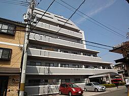 ロイヤル現代[1階]の外観