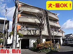 佐賀県佐賀市神野西2丁目の賃貸マンションの外観