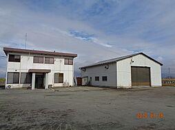 石和町倉庫付き事務所