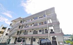兵庫県神戸市北区緑町2丁目の賃貸マンションの外観