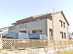 三重県四日市市西日野町の賃貸アパートの外観