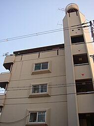 大阪府大阪市東住吉区今川7丁目の賃貸マンションの外観