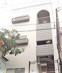 大阪府門真市大池町の賃貸マンションの外観