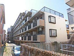モナークマンション武蔵新城第2[314号室]の外観