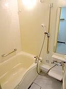 乾燥機付き浴室です。