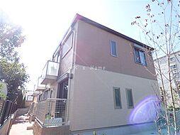 [テラスハウス] 兵庫県神戸市東灘区住吉山手4丁目 の賃貸【/】の外観