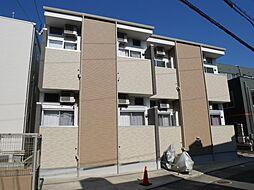 福岡県福岡市南区井尻4丁目の賃貸アパートの外観