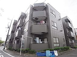 西新井レジデンス[1階]の外観