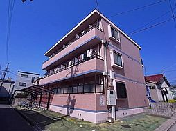 CUBIC119[3階]の外観