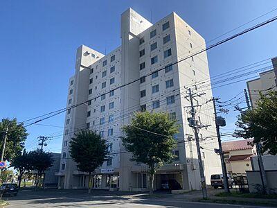 外観,3LDK,面積76.83m2,価格1,680万円,JR根室本線 帯広駅 徒歩18分,,北海道帯広市西四条南6丁目