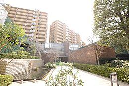 コスモひばりが丘ザ・ガーデンズフォート外観写真です。