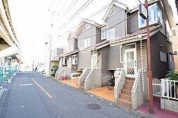 [テラスハウス] 埼玉県越谷市千間台西2丁目 の賃貸【/】の外観