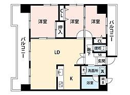 アブニール佐賀駅前壱番館