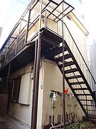 田辺アパート[18号室]の外観