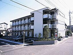 東京都あきる野市秋川4丁目の賃貸アパートの外観