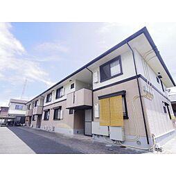 静岡県静岡市清水区押切の賃貸アパートの外観