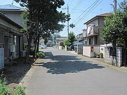 北東前面道路