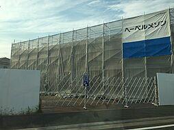 神奈川県茅ヶ崎市甘沼の賃貸マンションの外観