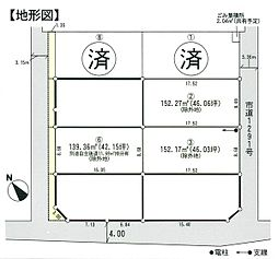 区画図建築条件...