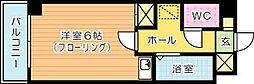 フォルム小倉南弐番館(分譲賃貸)[302号室]の間取り