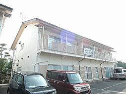 上村荘B棟[2階]の外観