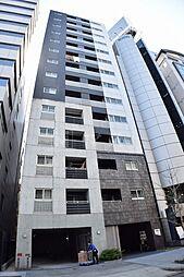 KWレジデンス堺筋本町[13階]の外観