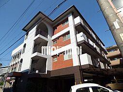 コーポ牛田[4階]の外観