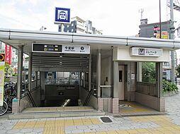 地下鉄千日前線...